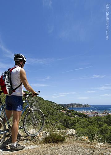 Øyhopping og sykkelcruise i Kroatia